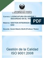 Gestion de la Calidad - ISO 9001 2008