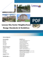 city center guidlines