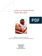 A Collection of Angel Food Cake Recipes