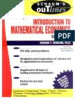 Schaum's Easy Outline Of Introduction To Mathematical Economics, easy Mathematical Economics, Mathematical Economics