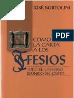 23933976 Bortolini Jose Como Leer La Carta a Los Efesios