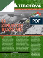 Obecné noviny Terchová - 2012 / 5