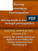 4..Saving Conduct- Inve4stment and Participation