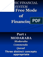 6..Riba Free Financial Product Modaraba Part 1