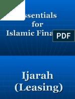 11.Leasing or Ijara