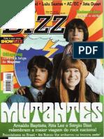 Mutantes - Bizz n11 2000
