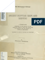 Ancient Egyptian Ships and Shipping