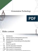 Fermentation & Downstream