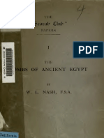 Tombs of Ancient Egypt. Walter Nash