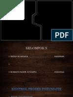 Hidrolik&Pneumatik - Kontrol Proses Pneumatik