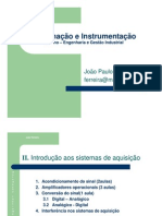 Automaçao e Instrumentaçao_Aquisiçao de dados