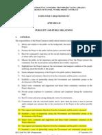Appendix Vol 3 ER's Requirements