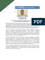 AGRICULTURA CLAVE PARA EL DESARROLLO