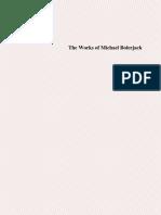 The Works of Michael Bolerjack