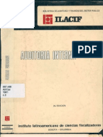 Auditoria Interna ILAIF 1981