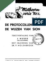 Protocollen Wijzen Van Sion