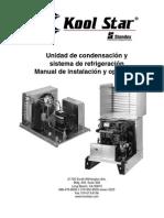 manual de instalacion de compresor