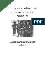 7 piezas sueltas del rompecabezas mundial - Subcomandante Marcos E.Z.L.N