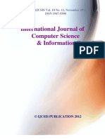International Journal of Computer Science