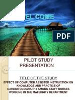Pilot Report