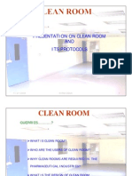 6. CLEAN ROOM Presentation