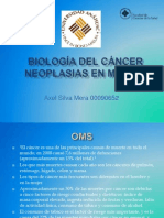 Cancer en mexico