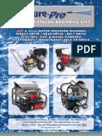 2011 Machine Catalog