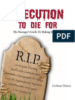 BE Haines Execution to Die For