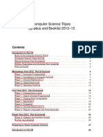 Science Tripos