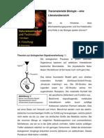 Transmaterielle Wissenschaft  Teil 2
