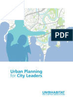 Urban Planning for City Leaders