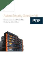 Astaro L2TP VPN