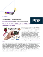35 IncrediblePBX Pi Apps