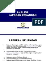 3 Analisa Laporan Keuangan