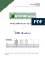LNG Design Standard