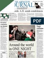 The Abington Journal 12-26-2012