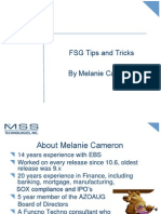 FSG tricks