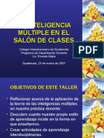 Inteligencias Multiples en El Salon de Clases 1193355527637546 1