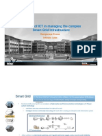 The Role of ICT in Managing the Complex Smart Grid Infrastructure