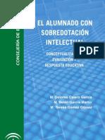 RESPUESTA EDUCATIVA AL ALUMNADO CON SOBREDOTACIÓN INTELECTUAL
