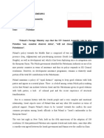 Position Paper Poland General Assembly