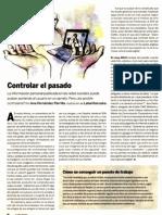 Controlar El Pasado_ Internet