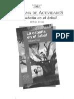 La Cabania en El Arbol