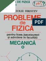 68986157 HRISTEV Anatolie Probleme de Fizica Pentru Admitere Mecanica