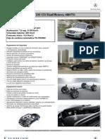 Catálogo GLK 220 CDI BlueEfficiency 4Matic