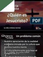 La Suficiencia de Cristo # 9