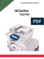 Guia Administrador de Sistema Xerox 7232-7242