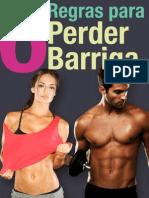 6 REGRAS PARA PERDER BARRIGA
