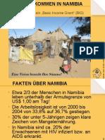 GRUNDEINKOMMEN IN NAMIBIA