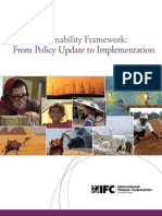 IFC's Sustainability Framework